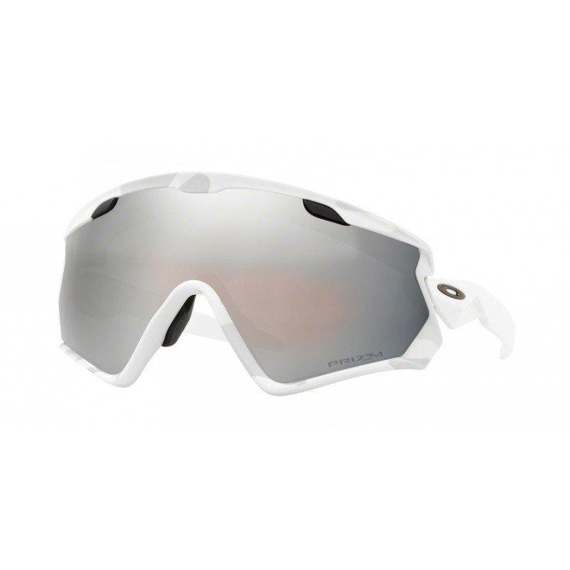 Lunettes Oakley Wind Jacket 2.0 ARMY CAMO COLLECTION Prizm Snow Jade  Iridium OO7072-09 f2b53ad4a331