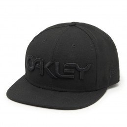 Casquette Oakley MARK II NOVELTY SNAP BACK BLACK
