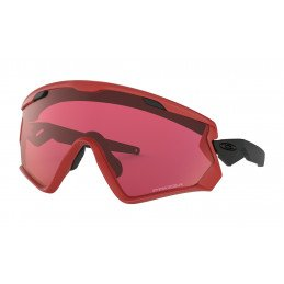 Lunettes Oakley Wind Jacket 2.0 VIPER RED PRIZM SNOW TORCH 941806