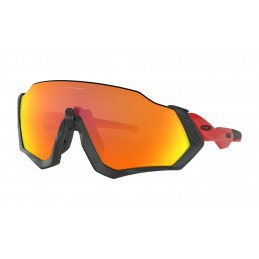 Lunettes Oakley FLIGHT JACKET Prizm Ruby Polarized Redline OO9401-0837