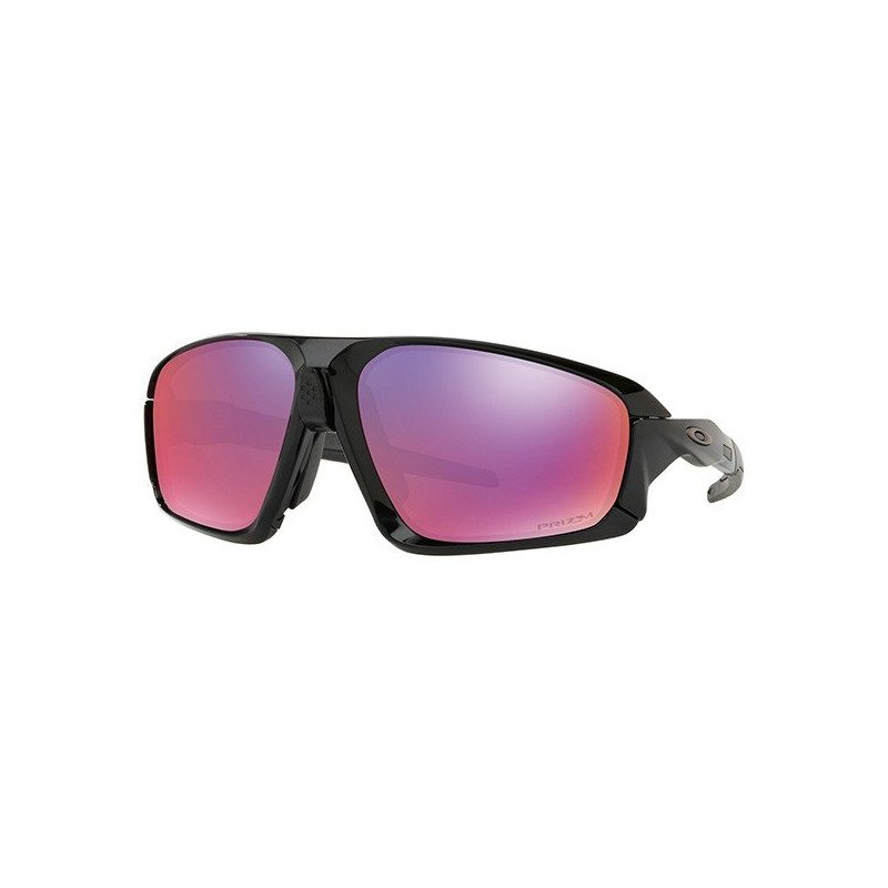 Lunettes Lunettes Oakley FIELD JACKET OO 9402 polished black/prizm road (9402-01)