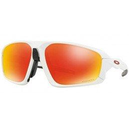 Lunettes Oakley FIELD JACKET OO 9402 matte white/prizm ruby (9402-02)