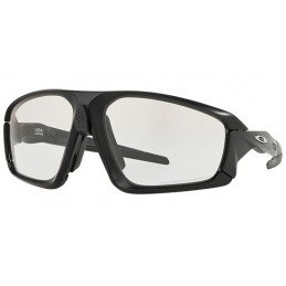 Lunettes Oakley FIELD JACKET OO 9402 matte black Photochromic (9402-06)