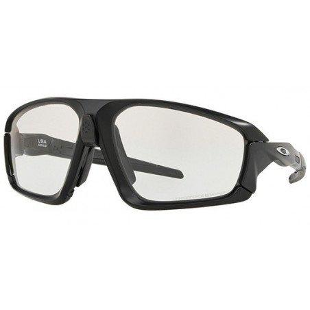 Lunettes Oakley FIELD JACKET OO 9402 matte black Photochromic (9402-06)