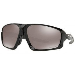 Lunettes Oakley FIELD JACKET OO 9402 polished black/prizm black (9402-08)