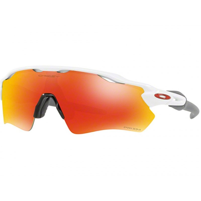 OAKLEY RADAR EV PATH POLISHED WHITE / PRIZM OO9208-72 WHITE RUBY
