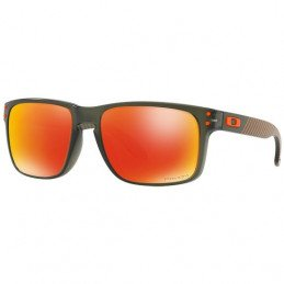 Oakley Holbrook Polished Black Prizm Black 9102E1