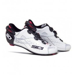 Chaussures Sidi SHOT WHITE BLACK EDITION