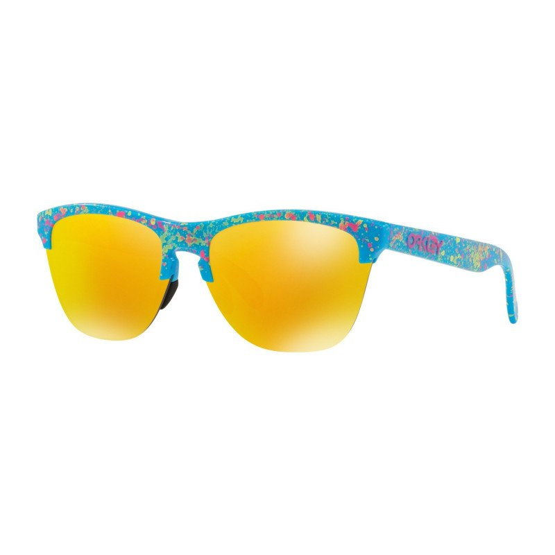 OAKLEY Frogskins™ Lite Splatterfade Collection Sky Fire iridium OO9374-1463