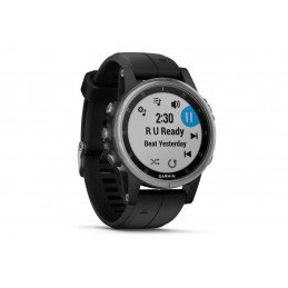 MONTRE GPS GARMIN FENIX 5S PLUS BLACK