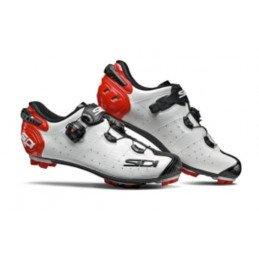 Chaussures Sidi Drako 2 SRS White Black Red