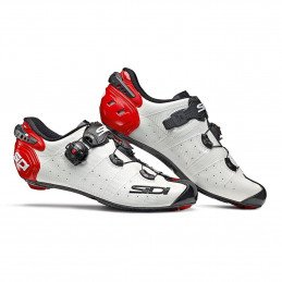 Chaussures Sidi Wire 2 White Red