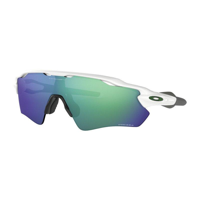 Lunettes Oakley Radar® EV Path® Team Colors Polished White Jade OO9208-7138