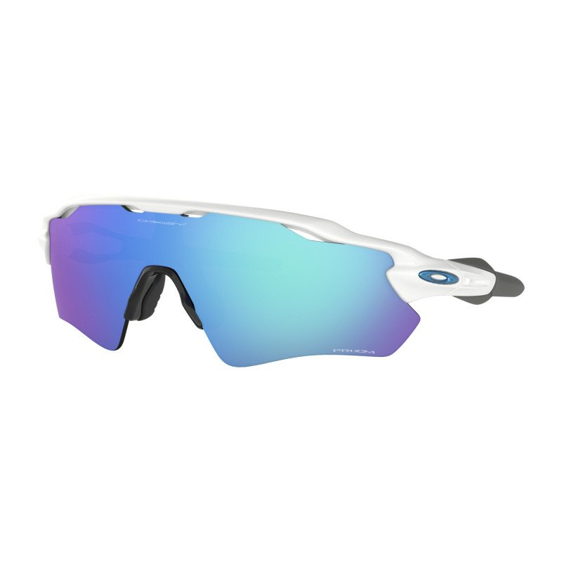 Lunettes Oakley Radar® EV Path® Team Colors Polished White Prizm Sapphire OO9208-7338
