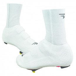 DeFeet Couvre-chaussures Strada blanc