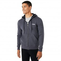 Oakley Street Logo FZ Fleece