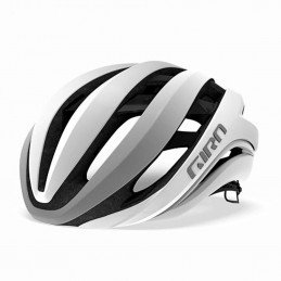 Casque GIRO AETHER MIPS White Silver 2019