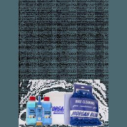 KIT NETTOYAGE VÉLO MORGAN BLUE PROFESSIONAL KIT